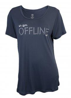 Imagem - Camiseta Alto Giro Plus Skin Fit Inspiracional Feminina cód: 052749
