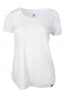 Imagem - Camiseta Alto Giro Skin Fit Alongada Feminina - 049264
