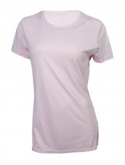 Imagem - Camiseta Alto Giro Skin Fit Alongada Com Abertura Feminina cód: 056330