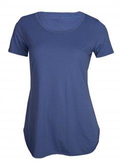 Imagem - Camiseta Alto Giro Skin Fit Alongada Feminina cód: 055862