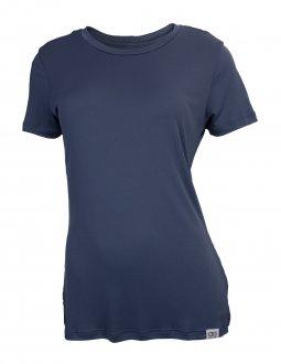 Imagem - Camiseta Alto Giro Skin Fit Alongada Feminina cód: 052792