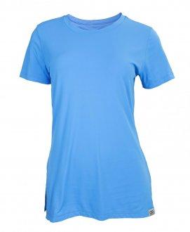 Imagem - Camiseta Alto Giro Skin Fit Alongada Feminina cód: 052791