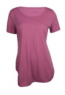 Imagem - Camiseta Alto Giro Skin Fit Alongada Feminino cód: 055618