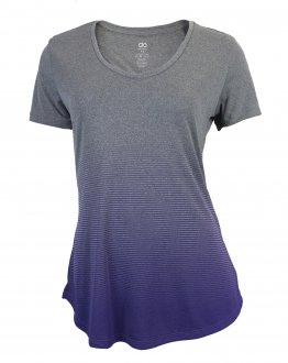 Imagem - Camiseta Alto Giro Skin Fit Degradê Feminina cód: 052803