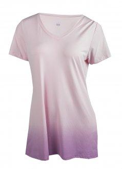 Imagem - Camiseta Alto Giro Skin Fit Degrade Feminina cód: 056217