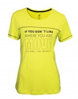 Imagem - Camiseta Alto Giro Skin Fit Feminina cód: 052006