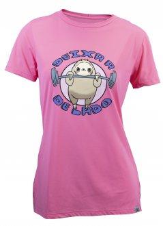 Imagem - Camiseta Alto Giro Skin Fit Inspiracional Feminina cód: 051368