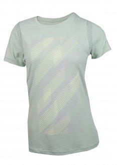 Imagem - Camiseta Alto Giro Skin Fit Recortes Feminina cód: 055417