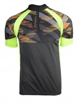 Imagem - Camiseta Ciclista Poker com Zíper Masculina cód: 053409