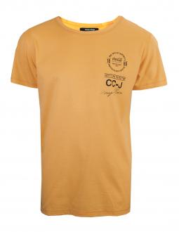 Imagem - Camiseta Coca Cola Aroma Estampada Masculina cód: 051018