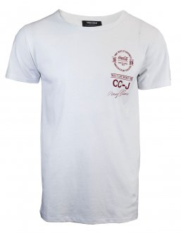 Imagem - Camiseta Coca Cola Aroma Estampada Masculina cód: 051015