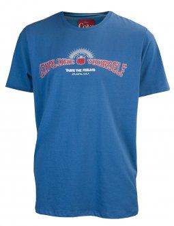 Imagem - Camiseta Coca Cola Estampada Aroma Masculina   cód: 050968