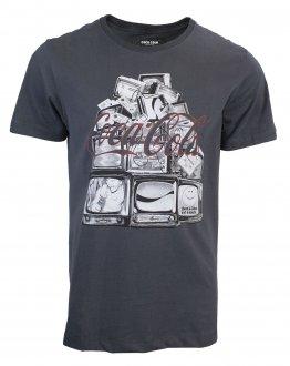 Imagem - Camiseta Coca Cola Estampada Masculina cód: 051020