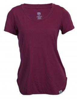 Imagem - Camiseta Alto Giro Skin Fit Alongada Feminina cód: 049315