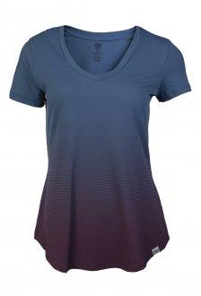 Imagem - Camiseta Alto Giro Skin Fit Degrade Feminina cód: 049323