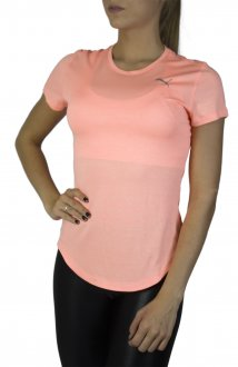 Imagem - Camiseta Puma Epic Heather S/S Tee Feminina cód: 049861