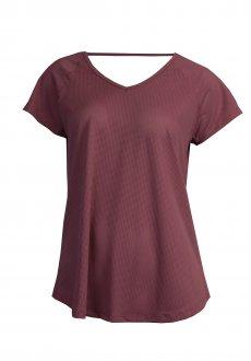 Imagem - Camiseta Feminina Rola Moça Moving Alongada cód: 050132