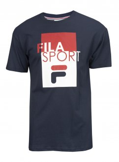 Imagem - Camiseta Fila Algodão Acqua Sport Masculina cód: 057840