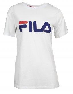 Imagem - Camiseta Fila Algodão Basic Letter Feminina - 056979