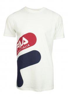 Imagem - Camiseta Fila Algodão Floating Biella Masculina cód: 057831