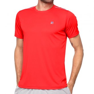 Imagem - Camiseta Fila Aztec Box Masculina cód: 062171