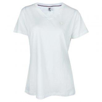 Imagem - Camiseta Fila Gola V Pima Feminina cód: 061007
