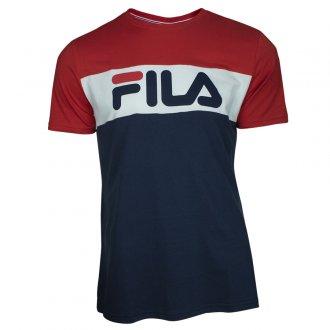 Imagem - Camiseta Fila Letter Colors Masculina  cód: 061128