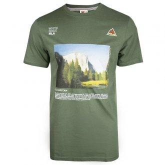 Imagem - Camiseta Fila White Rock Masculina cód: 061011