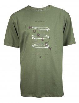 Imagem - Camiseta Hurley Algodão Boards Masculina cód: 057801