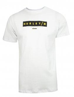 Imagem - Camiseta Hurley Algodão Circle Dye Logo Masculina cód: 057803