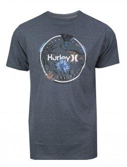 Imagem - Camiseta Hurley Algodão Crush Masculina cód: 057099