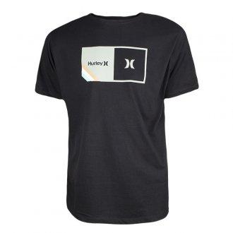 Imagem - Camiseta Hurley Algodão Halfer Stripes Masculina cód: 059966