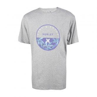 Imagem - Camiseta Hurley Algodão Oversize Print Masculina cód: 059990