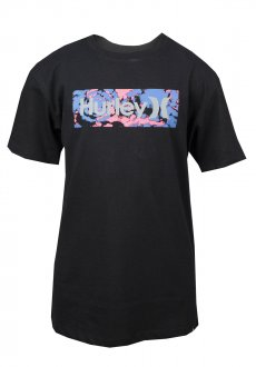 Imagem - Camiseta Hurley Algodão Radial The Dye Infantil cód: 057103