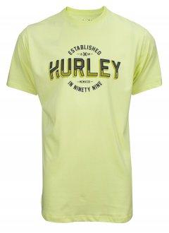 Imagem - Camiseta Hurley Algodão Silk Nine Masculina cód: 055044