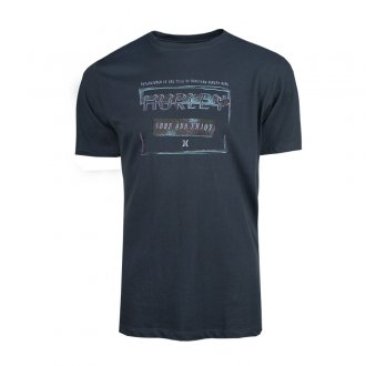 Imagem - Camiseta Hurley Algodão Silk Surf and Enjoy Masculina cód: 059315