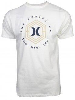 Imagem - Camiseta Hurley Hexa Icon Masculina cód: 054624