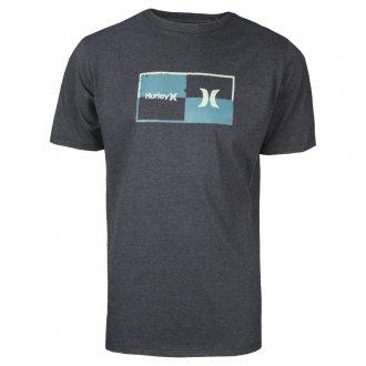 Imagem - Camiseta Hurley Silk Geometric Masculino cód: 061838