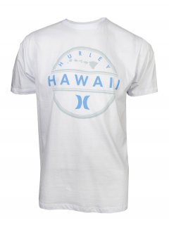 Imagem - Camiseta Hurley Silk Hawaii Masculina cód: 054653