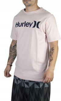 Imagem - Camiseta Hurley Silk O&O Solid Masculina cód: 050262
