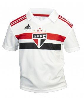 Imagem - Camiseta Adidas São Paulo 1 Infantil cód: 048355