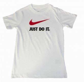Imagem - Camiseta Infantil Nike Nsw Tee Jdi Swoosh cód: 048866