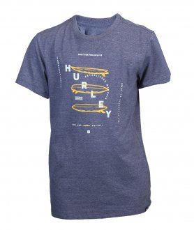 Imagem - Camiseta Juvenil Hurley Silk Juvenil Boards - 050747