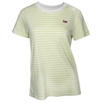 Imagem - Camiseta Levis Perfect Crew Feminina  cód: 061621