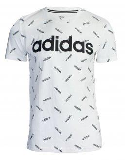 Imagem - Camiseta Masculina Adidas E Aop Tee  cód: 049769