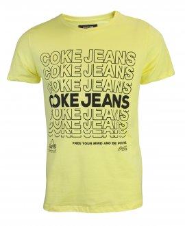 Imagem - Camiseta Coca Cola Estampada Masculina cód: 050785