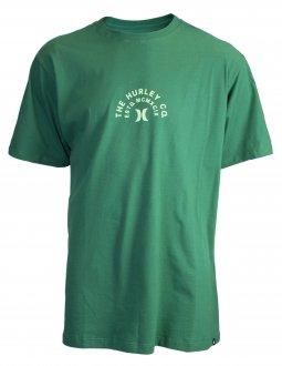 Imagem - Camiseta Hurley Silk Oversize Compass Masculina cód: 050100