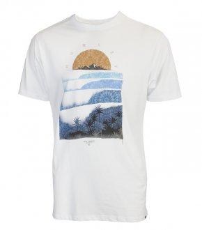 Imagem - Camiseta Hurley Silk Rollin Down Masculina cód: 050735