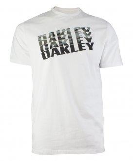 Imagem - Camiseta Oakley Bark Camo Tee Masculina cód: 048817