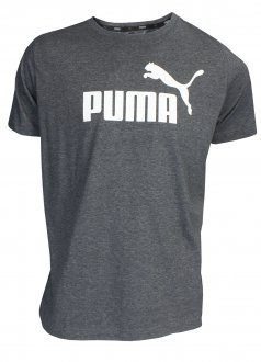 Imagem - Camiseta Puma Essentials + Heather Tee Masculina   cód: 049850